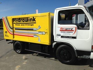 Mobile 24/7 Hydraulink Hose & Fitting Service